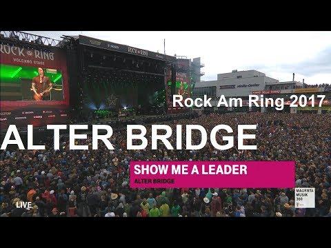 Alter Bridge @ Rock Am Ring 2017 [1080p] 50fps