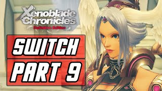 Xenoblade Chronicles: Definitive Edition - Gameplay Walkthrough Part 9: The Eryth Sea [SWITCH]