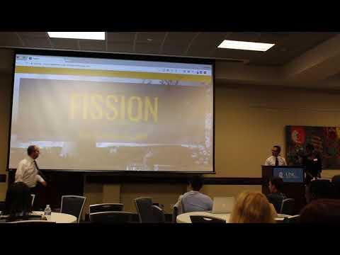 UNC coding bootcamp demo day 11/2/2017 - Fission