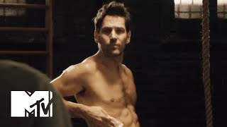 Paul Rudd Explains How Being Marvel's Ant-Man Motivated Him to Go to the Gym  | MTV News