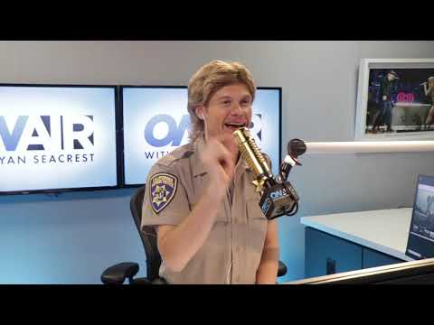 Sisanie & Tanya Surprise Ryan With Their Halloween Costumes | On Air with Ryan Seacrest