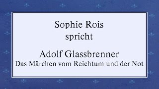 """Adolf Glassbrenner """"Das Märchen vom Reichtum und der Not"""" (1794) II"""