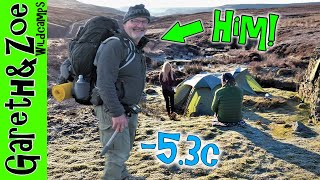 First Wild Camp iฑ 43 years!!!!!