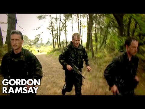 Training and Cooking with the Royal Marines – Gordon Ramsay