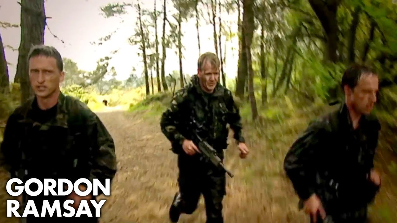Download Training and Cooking with the Royal Marines | Gordon Ramsay