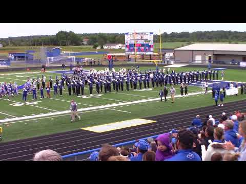 """""""The Tunnel"""" - Allen East High School Fight Song: The Victors"""