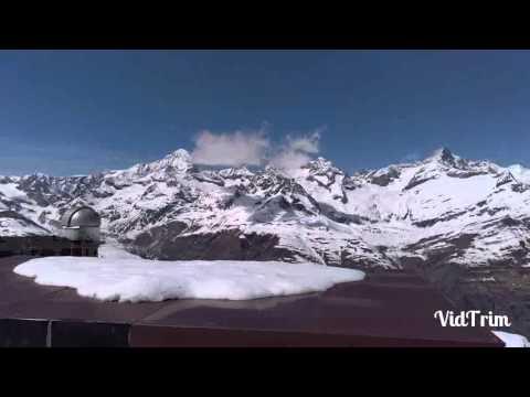 360 ° On Top Matterhorn Swiss