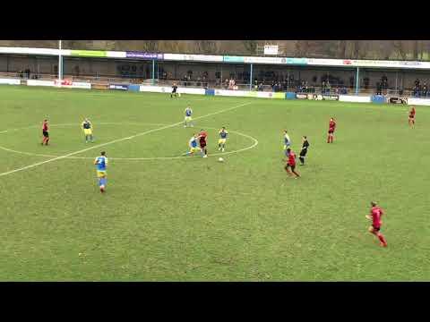 Kings Lynn Town 3-1 Redditch United - first half part 1