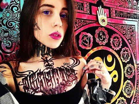 Девушка-Вампир. Интервью о жизни