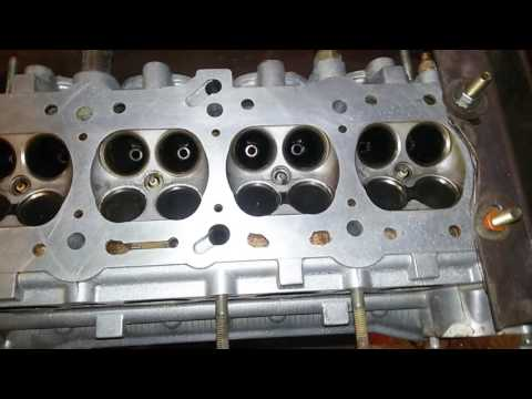 Двигатель F16D3 Шевроле круз Дэу Нексия.РемонтГБЦ