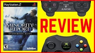 REVIEW: Minority Report: Everybody Runs (PS2/XBOX/Gamecube)