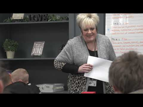 Woodward Middle School South Teacher Wins State Honor