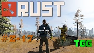 Rust- Clan Wars Ep:17 New Wipe and 6/4/15 Update
