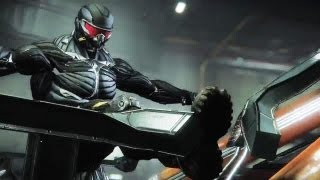 Repeat youtube video Crysis 3 Nanosuit Cinematic Trailer