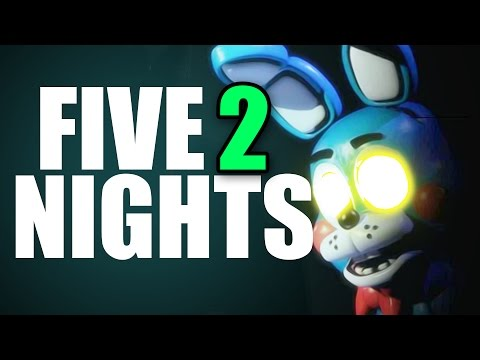 Thumbnail: NO DA TANTO MIED... OH DIOS | Five Nights At Freddys 2