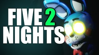 NO DA TANTO MIED... OH DIOS | Five Nights At Freddys 2