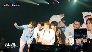 200111 Super Junior SS8 Jakarta - BELIEVE (Leeteuk Cried T.T)