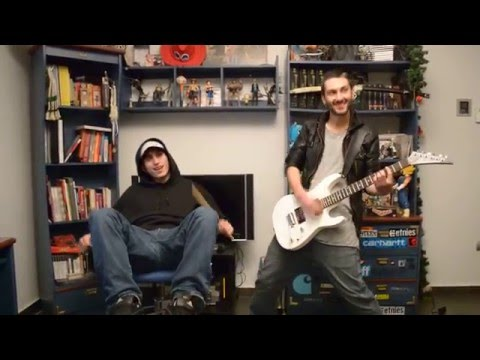 Nightstalker | Children Of The Sun (Guitar & Video Cover)