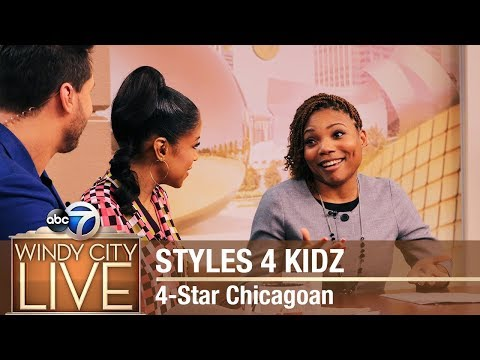 Tracy Bethea - Stylist Educates Multiracial Families who Adopt/Foster Black Children