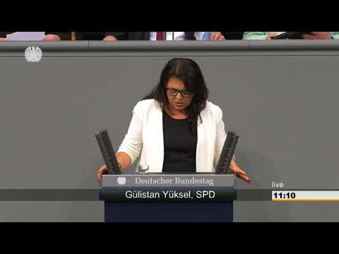 Gülistan Yüksel: Schutz von Kindern und Familien vor Armut [Bundestag 15.12.2016]
