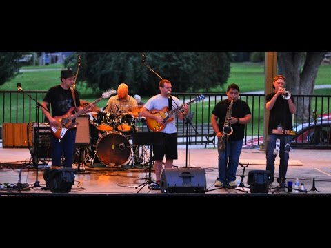 HALF PINT JONES at THE RIVER STAGE in NILES, MICHIGAN on AUGUST 13, 2012
