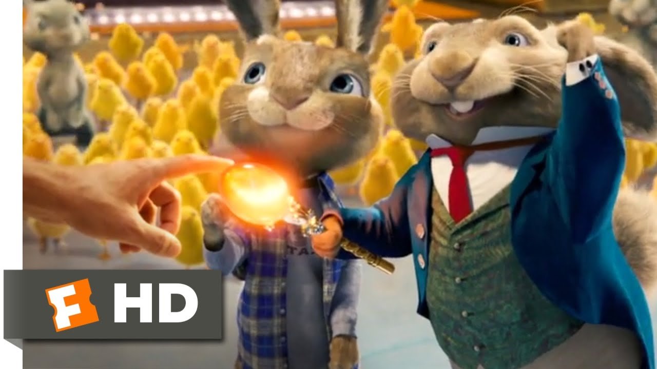 Hop 2011 Co Easter Bunnies Scene 10 10 Movieclips Youtube