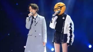 郁可唯 - 浪費 feat. 林宥嘉 Live @ 蒙面唱將猜猜猜 S01E11