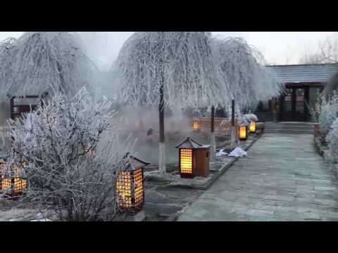 China Winter Wonderland - Jilin Province