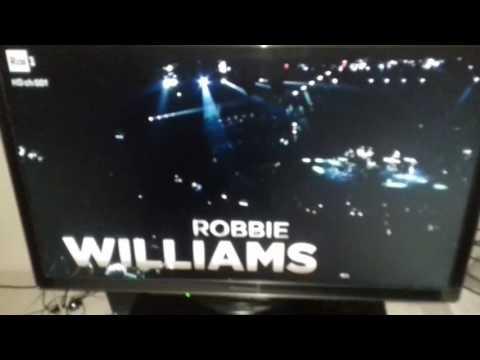 Sanremo 2017 Robbie Williams