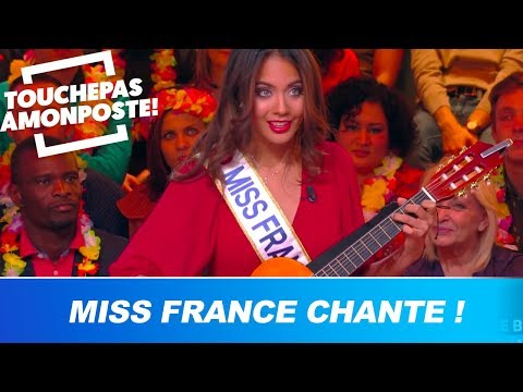Miss France 2019 reprend 'Je l'aime à mourir' de Francis Cabrel