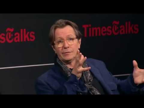 Gary Oldman - Times Talks interview (The New York Times) Part 1