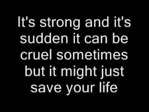 Huey Lewis & the News - The Power of Love Lyrics