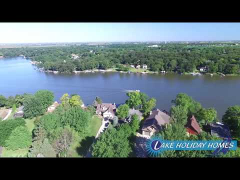 Lake Holiday Drone Footage