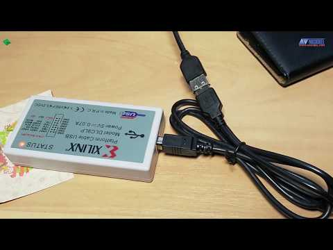 Xilinx DLC9LP: Программатор FPGA