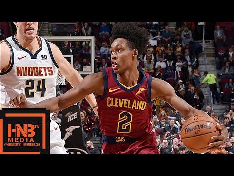 Cleveland Cavaliers vs Denver Nuggets Full Game Highlights   11.01.2018, NBA Season