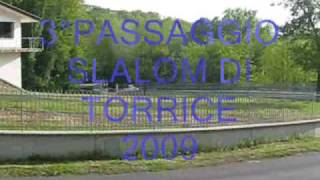 SLALOM DI TORRICE 2009 peugeot 106 proto di Daniele Scaccia