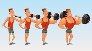 How to Burn Fat and Build Muscle At The Same Time | Build Muscle | How To Lose Fat