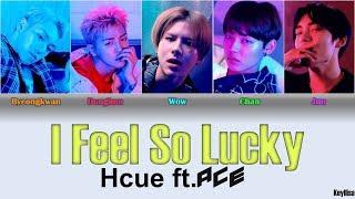 Baixar Hcue ft. A.C.E(에이스)  - I Feel So Lucky [ITA traduzione_Color Coded Lyrics_Eng]