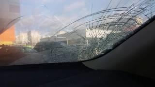 Лобовое стекло в хлам замена Форд Фокус 3 Ford Focus 3 Benson(, 2017-02-27T16:35:10.000Z)