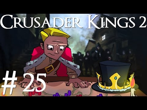 Crusader Kings 2 | The Bedouin Prince | Part 25 | Fixing the Border Gore