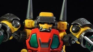 Art Storm Fewture Ex-Gokin Getter 3 Repaint Version Review