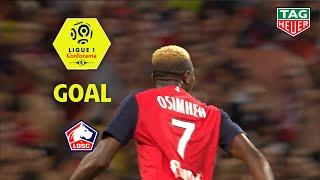 Goal Victor OSIMHEN (75') / LOSC - AS Saint-Etienne (3-0) (LOSC-ASSE) / 2019-20