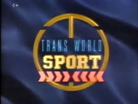 Transworld Sport (1991) Cabecera. Programas deportivo de Canal+