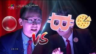 Lần đầu tiên trên VTV: Người phán xử phân xử chuyện đầu tư Bitcoin