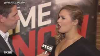 Who Does Ronda Rousey Want to Fight After Cat?