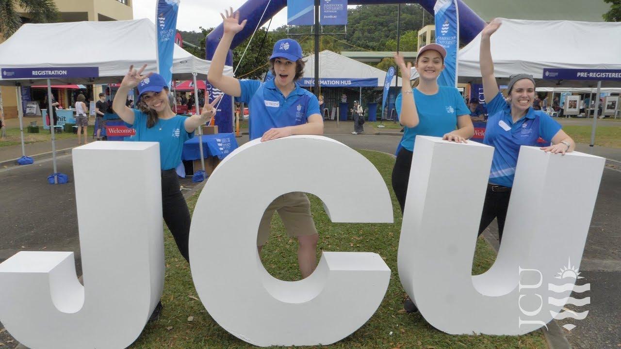 JCU Cairns Open Day 2019