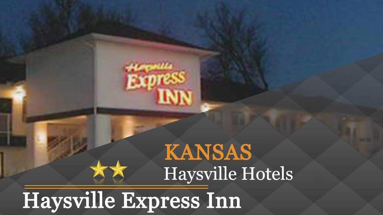 Haysville Express Inn Hotels Kansas