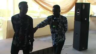 Funny Clip From Dekola's Show At Laff'O Clock Show: Ketu Dance 1