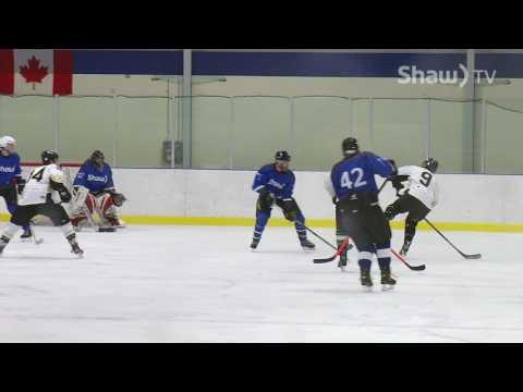 Shaw Nanaimo vs. Coastal Community Credit Union Charity Hockey Classic