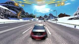 Asphalt 7: Heat - Career Race 22 - Xbox on Windows 8.1 PC